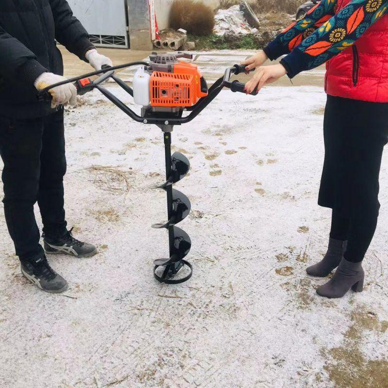 慧聪 挖坑机 手扶挖坑机 植树挖坑机 挖坑机厂家