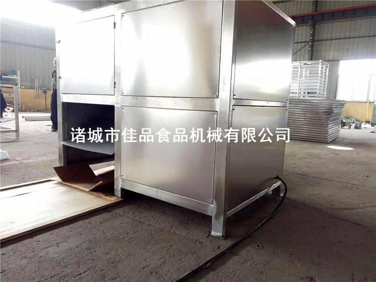 雞肉凍盤破碎機 冷凍食品破碎機 佳品機械