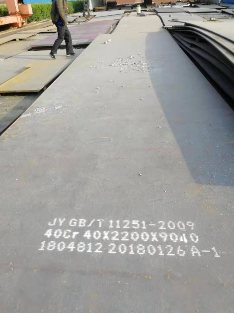 今日40cr鋼板  40cr中厚板現金加 40cr薄板在降