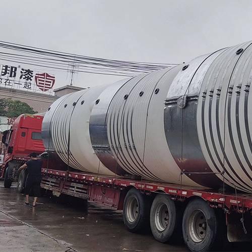 内蒙浙东容器 塑料储罐