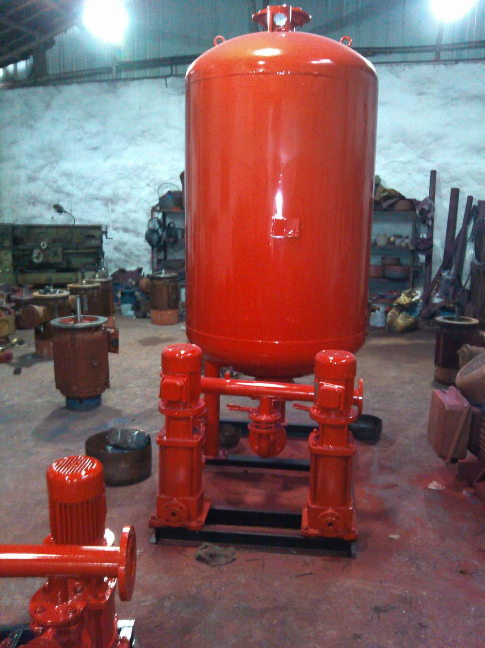 ZW-ML消防增壓設備消防增壓穩壓設備消火栓穩壓泵噴淋穩壓設備
