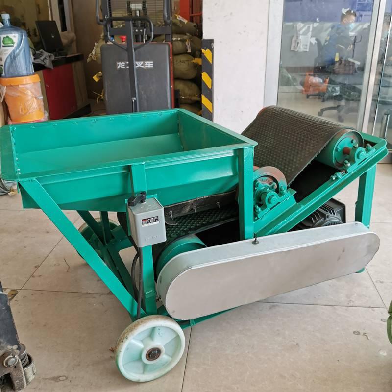 DFS型玉米小麦扬场机抛杂除杂机扬麦机电动入仓机
