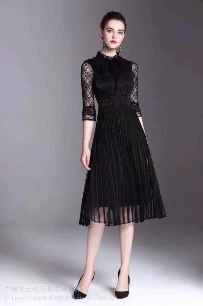 鸽斯帝琳品牌女装折扣尾货蕾丝衫搭配与技巧