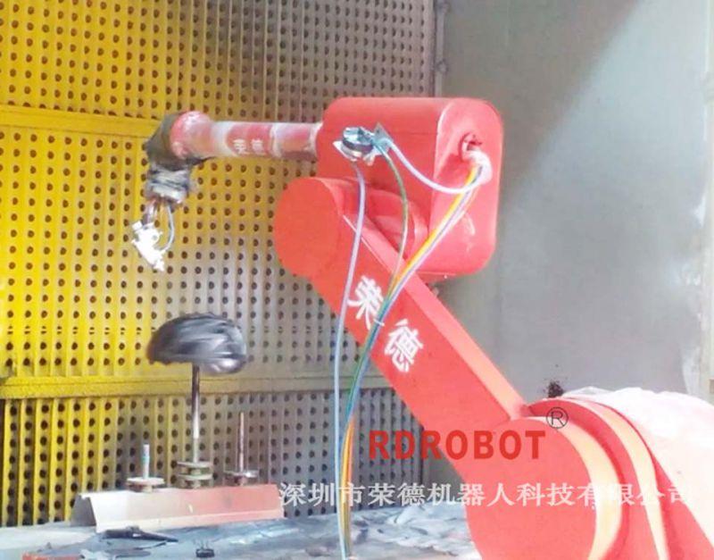 荣德国产机器人 防爆喷涂机器人