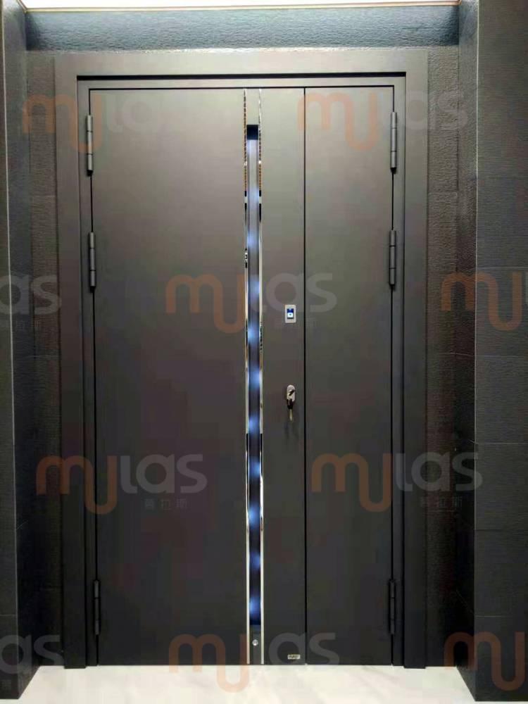 廣東慕拉斯智能門時尚輕奢入戶門