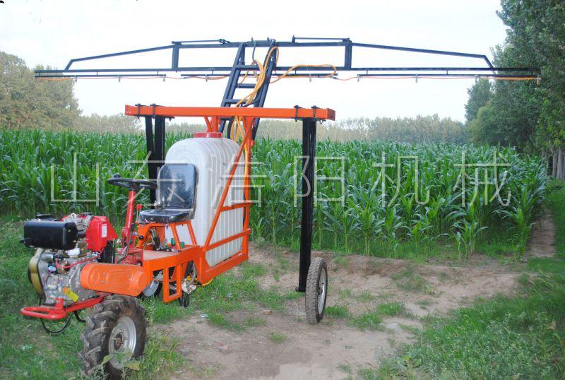 自走式高架喷雾机 高杆作物打药机 玉米地专用喷杆喷雾机