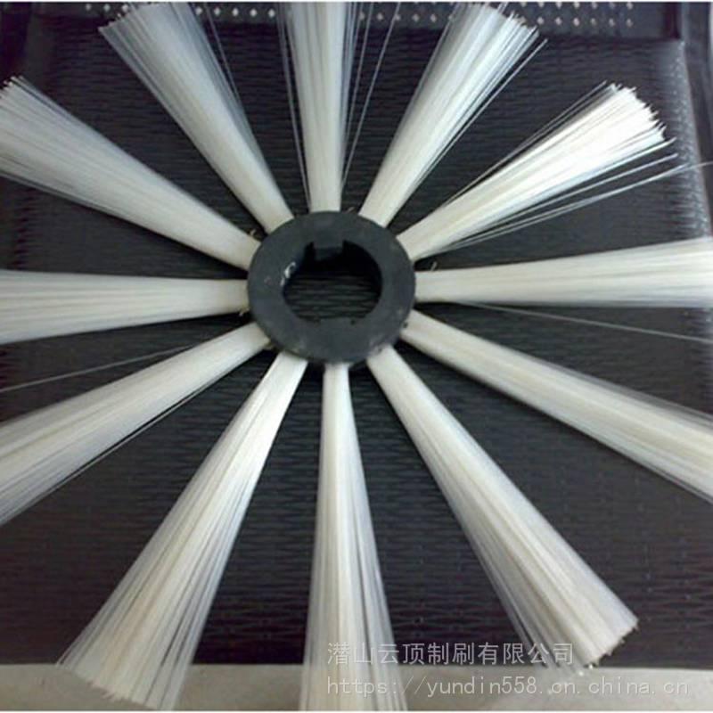 工具刷 厂家供应各类环卫毛刷辊 钢丝刷辊 扫雪滚刷 护栏清洗