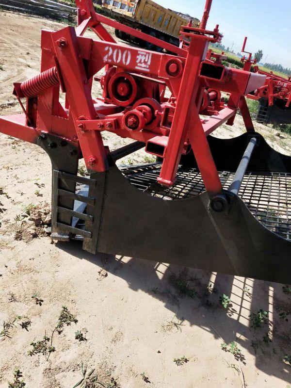 震動式藥材收獲機藥材深挖機