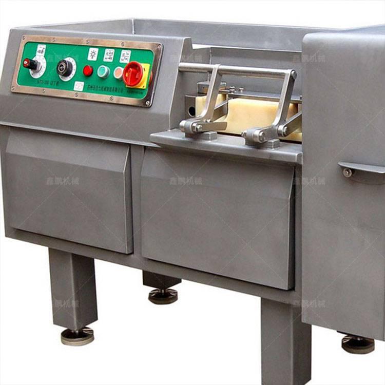 鑫鹏切丁机蔬菜肉类切粒机厂家销售