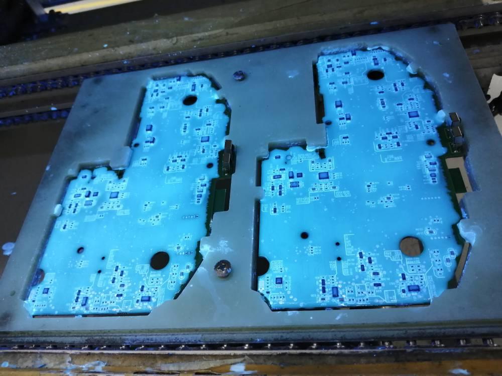 三防漆喷涂视频-施奈仕CA1001设备喷涂-替代1-2577