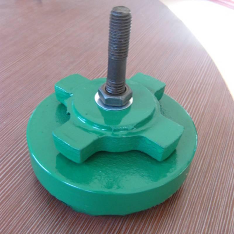 生产厂家大量现货供应机床调整垫铁 机床减震垫铁