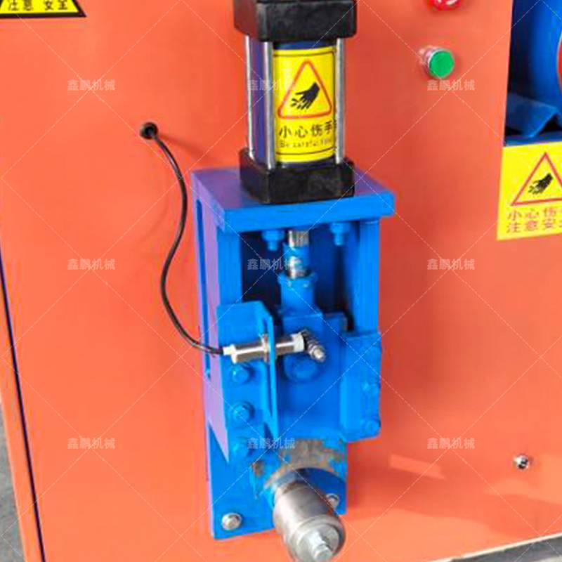 新型定子拆解機廠家直銷 小型定子拆銅洗衣機馬達斬銅機全自動定子拆解機轉子拆切一體機