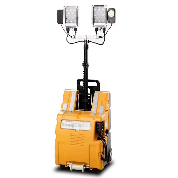 海洋王FW6128多功能移動照明系統 施工搶修搜救燈帶攝像喊