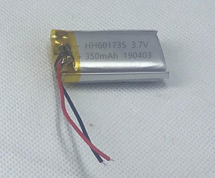深圳中诺同创工厂定制601735充电发光灯LED家居3.7vUSB电子秤