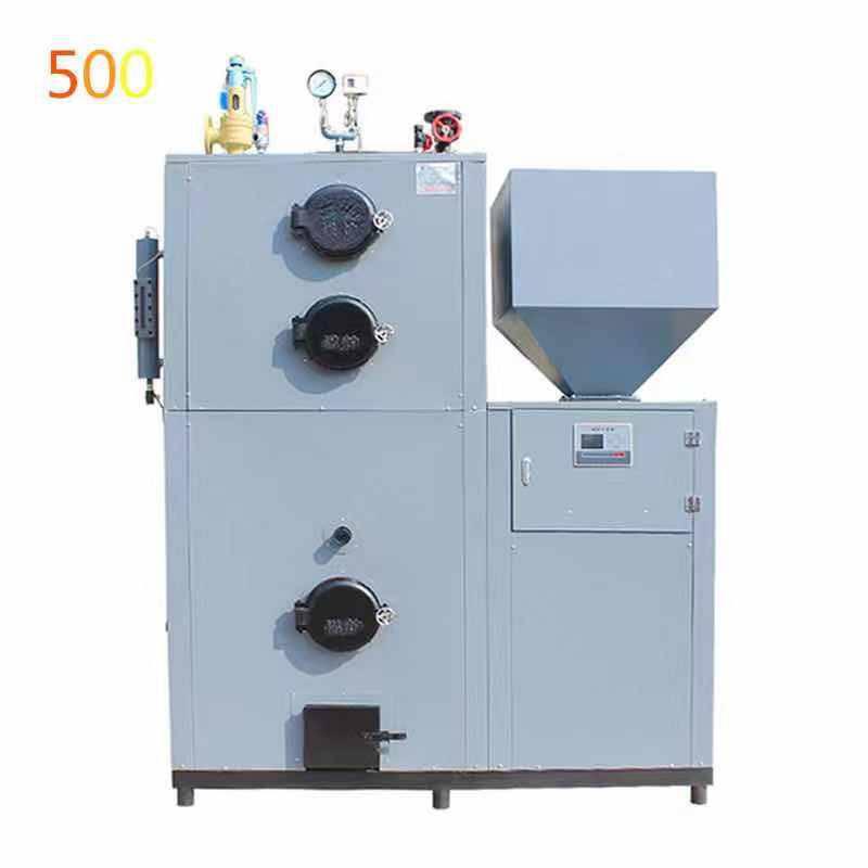 聚能 500公斤生物質鍋爐 食品加工 生物質蒸汽發生器