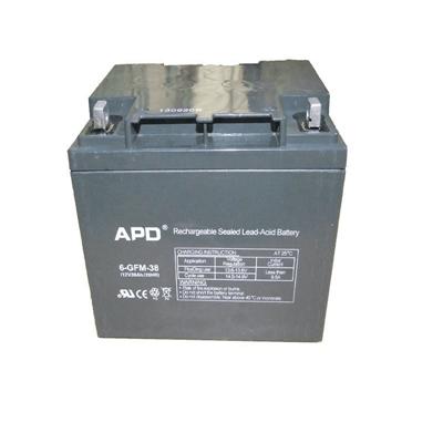 德国APD蓄电池6-GFM-80今日价格