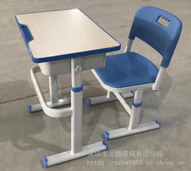 KZY001课桌椅高度-课桌椅尺寸厂家-学生课桌椅标准尺寸