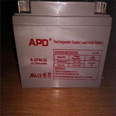APD蓄电池6-GFM-100报价、说明