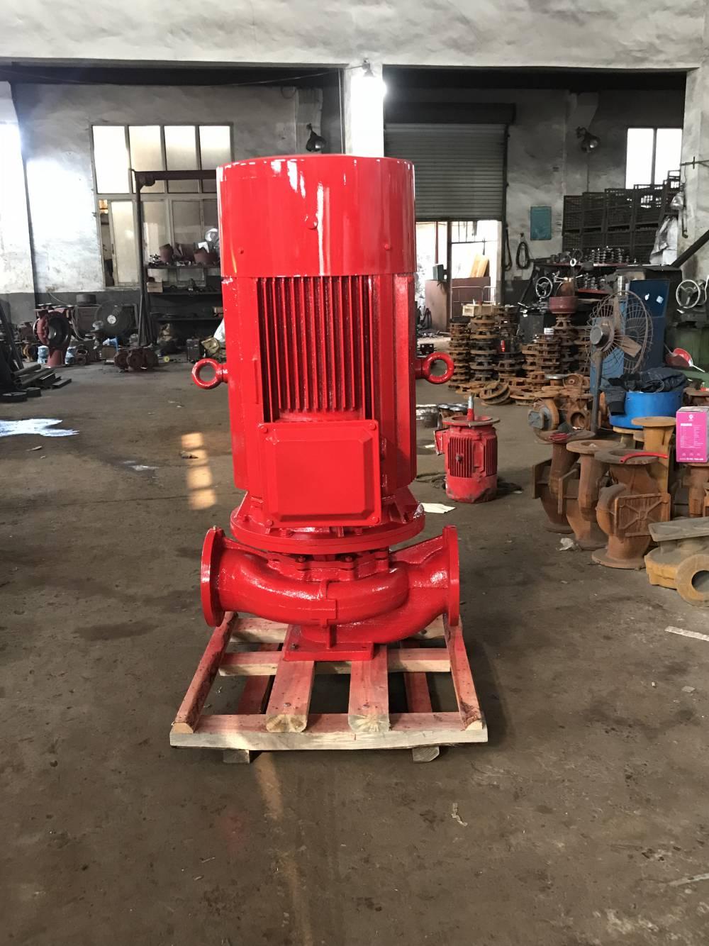 廠家直銷立式多級消防水泵XBD噴淋泵消防泵組消火栓消防泵單級