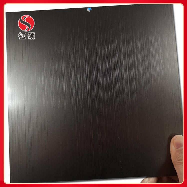 优质提供防指纹不锈钢无指纹板不锈钢装饰板