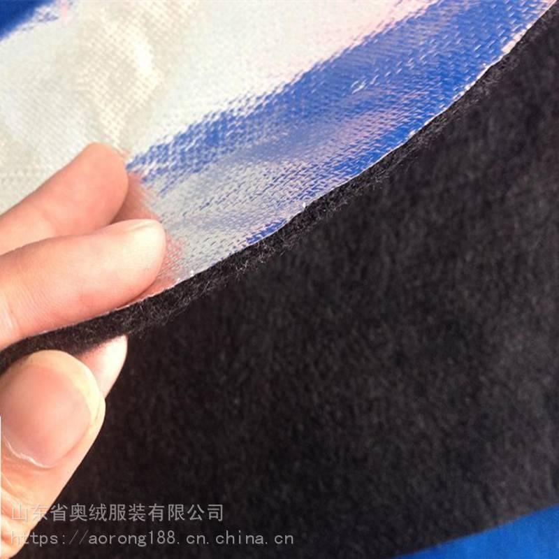 5厘米碳纤维棉 防火毡 耐高温保温隔热碳纤维无纺布 碳纤维针