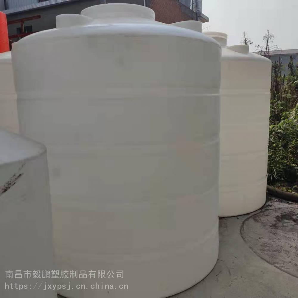 南昌厂家批发食品级800升水塔0.8吨立式储液罐水箱水桶聚乙