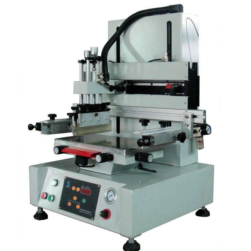 厦门油漆桶机油桶曲面丝印机厂家伺服丝印机