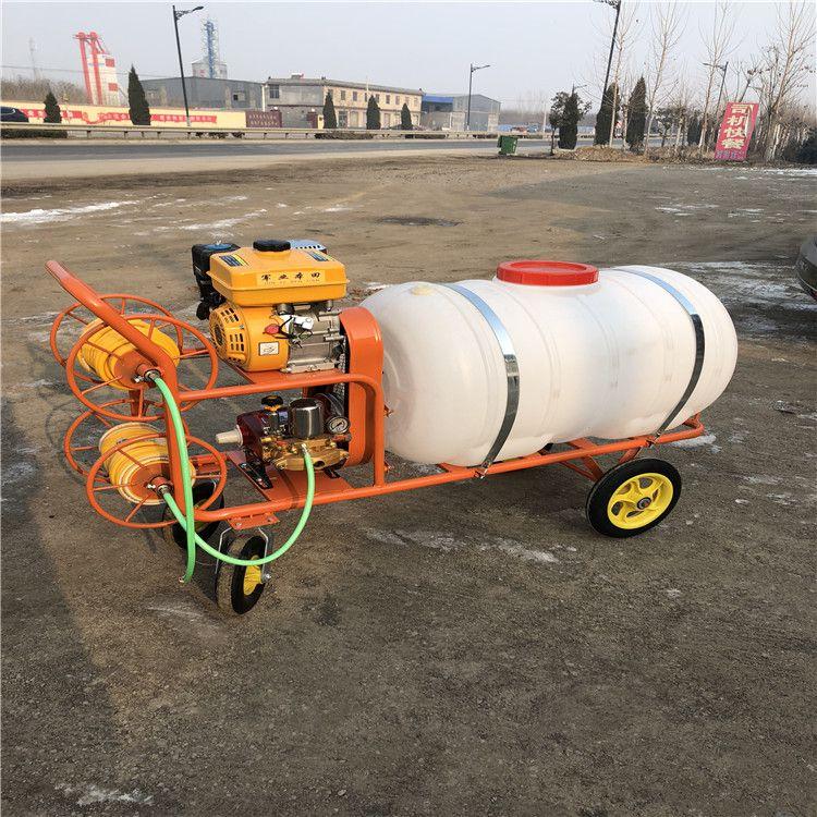 汽油高压喷雾器,手推拉管打药机 农用喷雾机