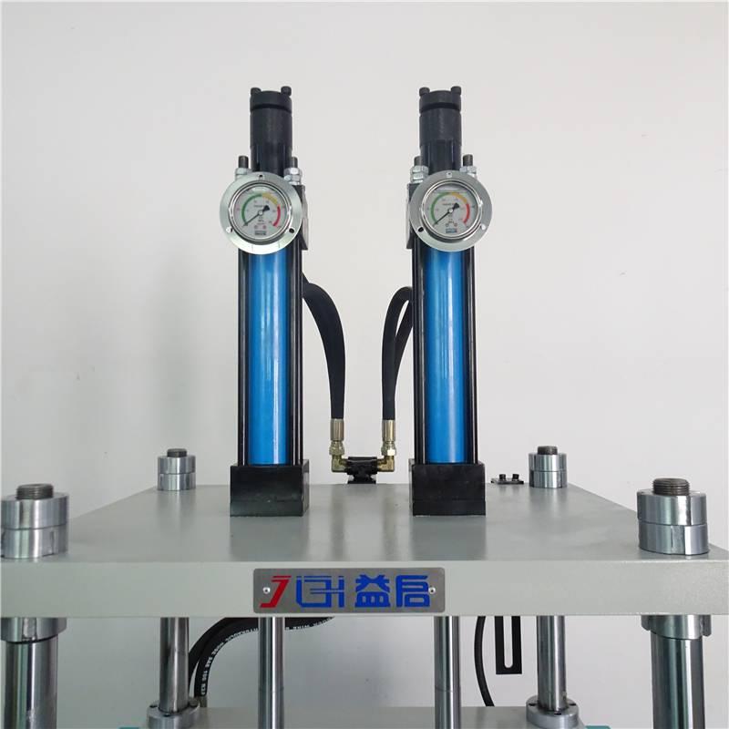 精密四柱液壓裁斷機平面裁切液壓機