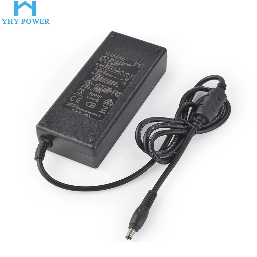 12V72W SAA认证12V6A电源适配器