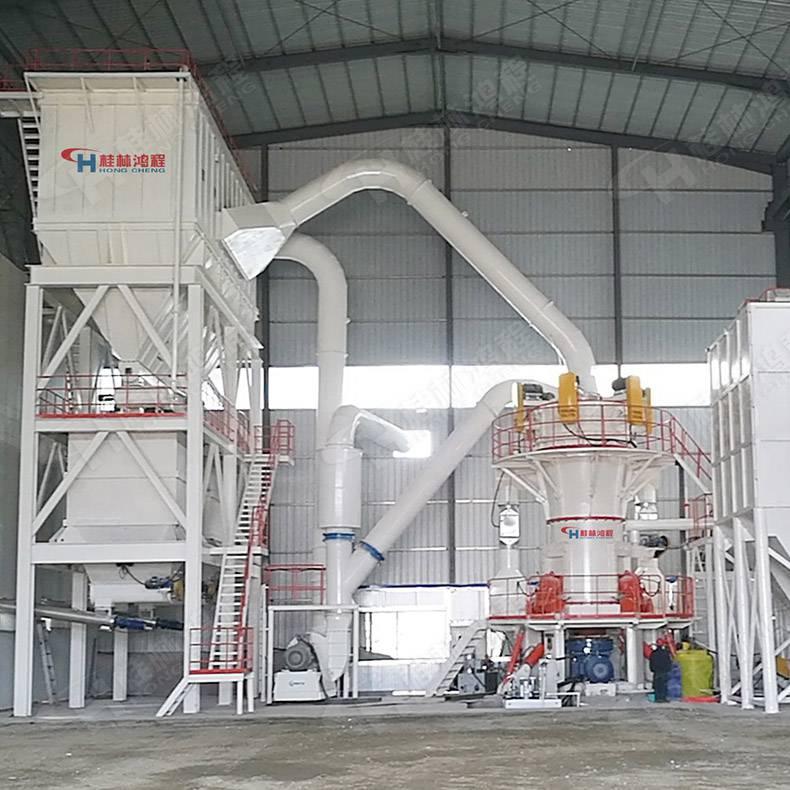 方解石磨粉机多少钱 方解石加工超细粉设备 方解石生产线