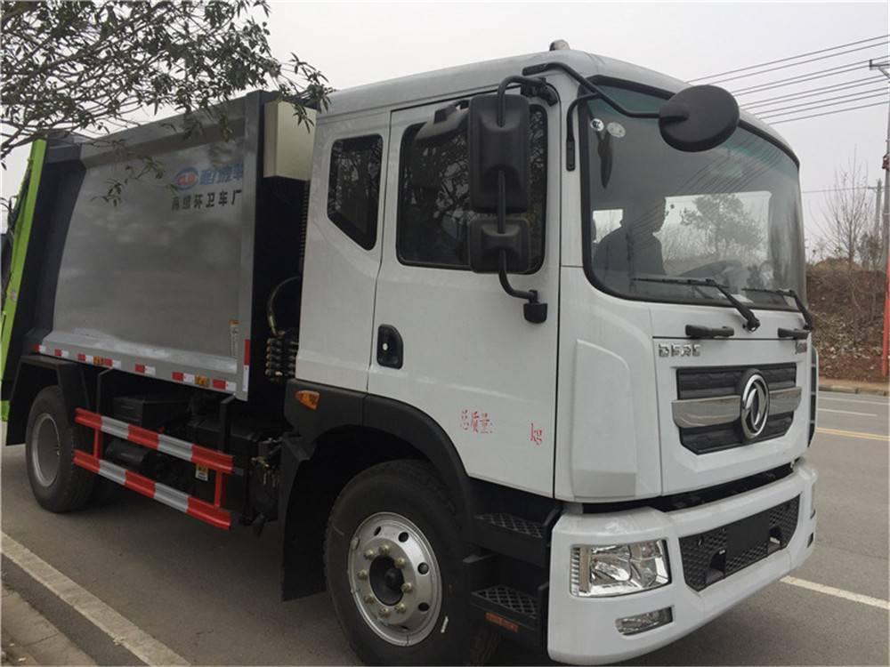 北京6吨压缩垃圾车厂家 8方垃圾压缩车生产厂家 压缩车价格