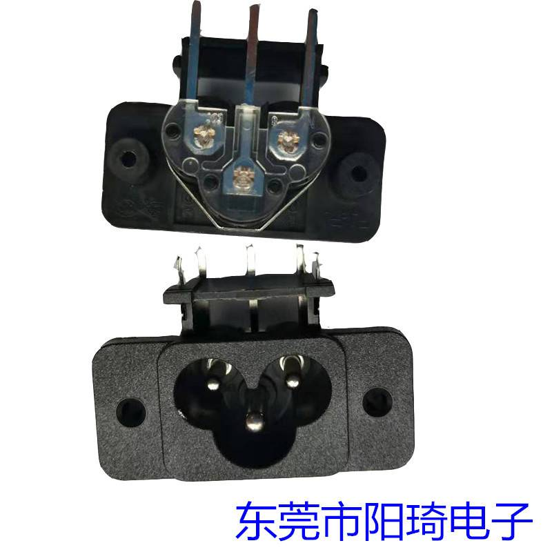 梅花形AC插座 米老鼠電源插座