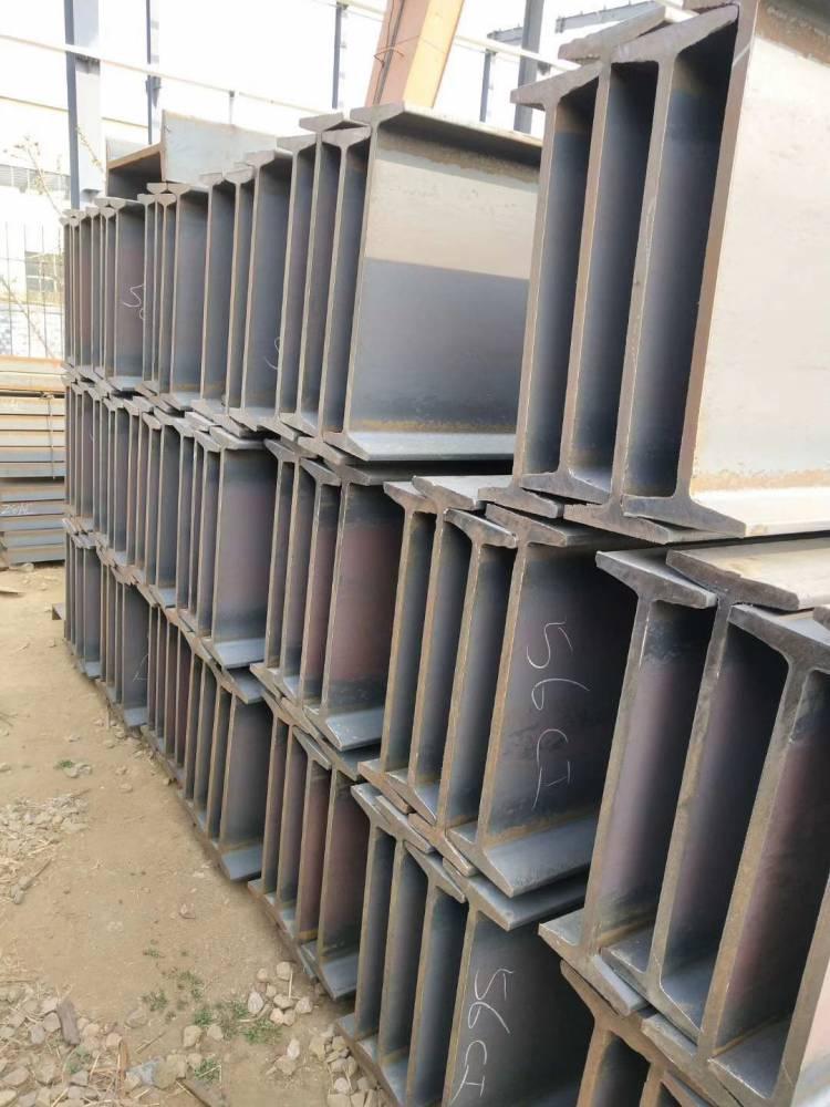 莱钢日钢马钢津西H型钢 高频焊接Q235H型钢