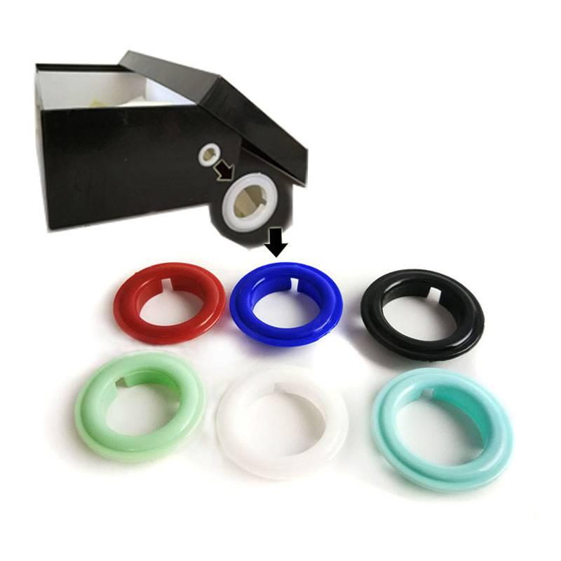 塑料气眼扣鞋盒塑料汽眼塑料鸡眼扣塑料扣子鞋盒塑料树脂