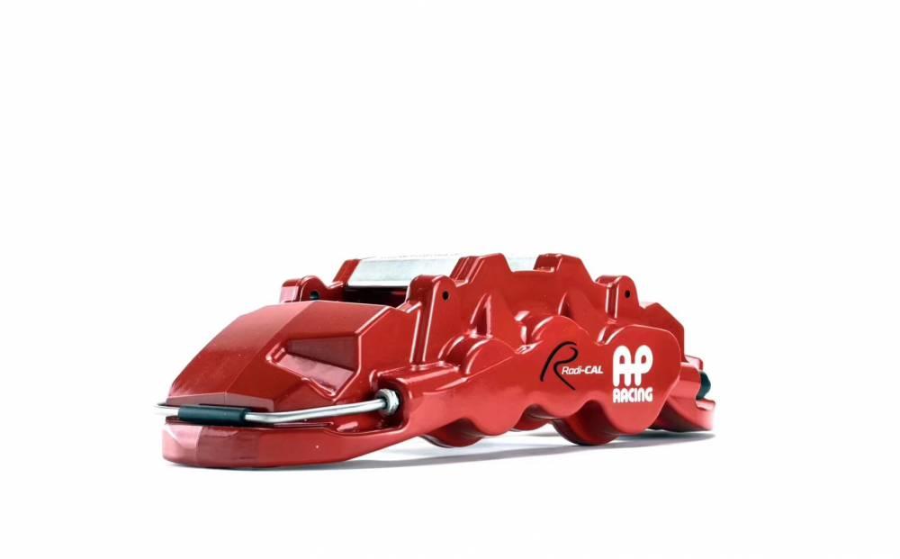 蘭德酷路澤改裝AP8520剎車套裝 紅色卡鉗 19寸以上輪轂