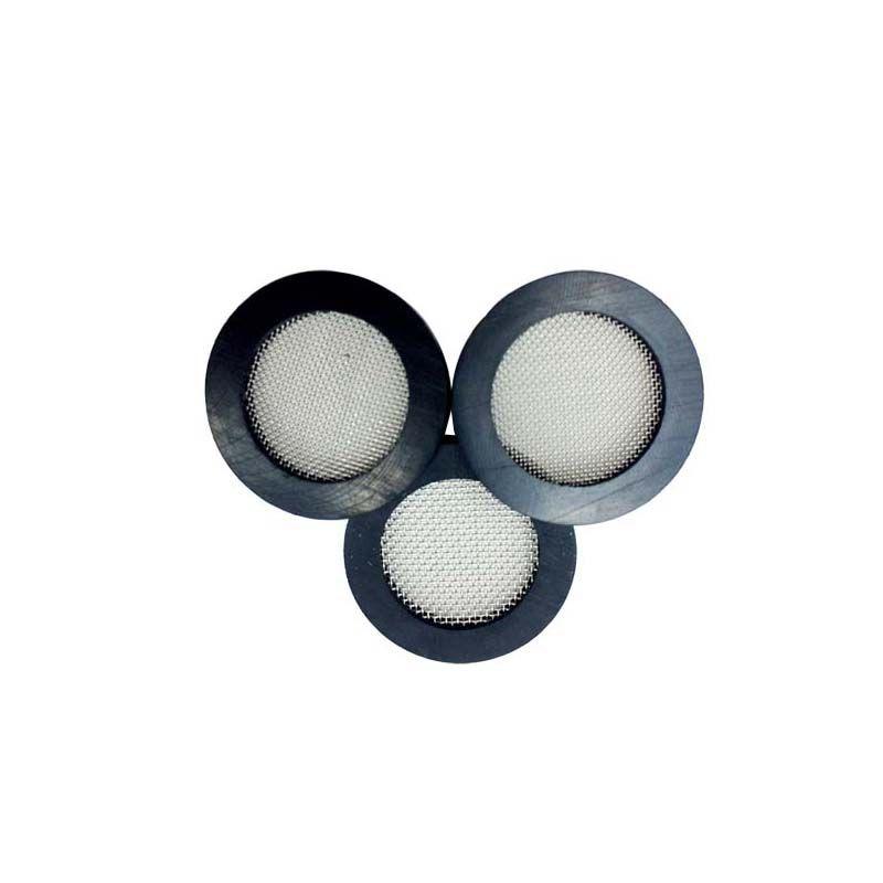 亲涵4分/6分橡胶过滤网垫生产组装加工全过程24*16*3