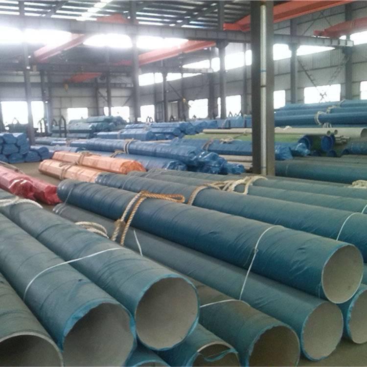 松阳不锈钢管供应商304自来水工程用不锈钢管/管件