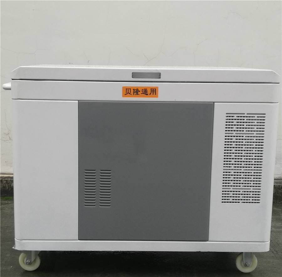 贝隆10KW静音汽油发电机组BL12500SER670汽油双缸机纯铜电机