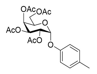 现货实验室直达CAS:52730-14-0,4-甲基苯基四-O-乙酰基-α-D-吡喃半乳糖苷