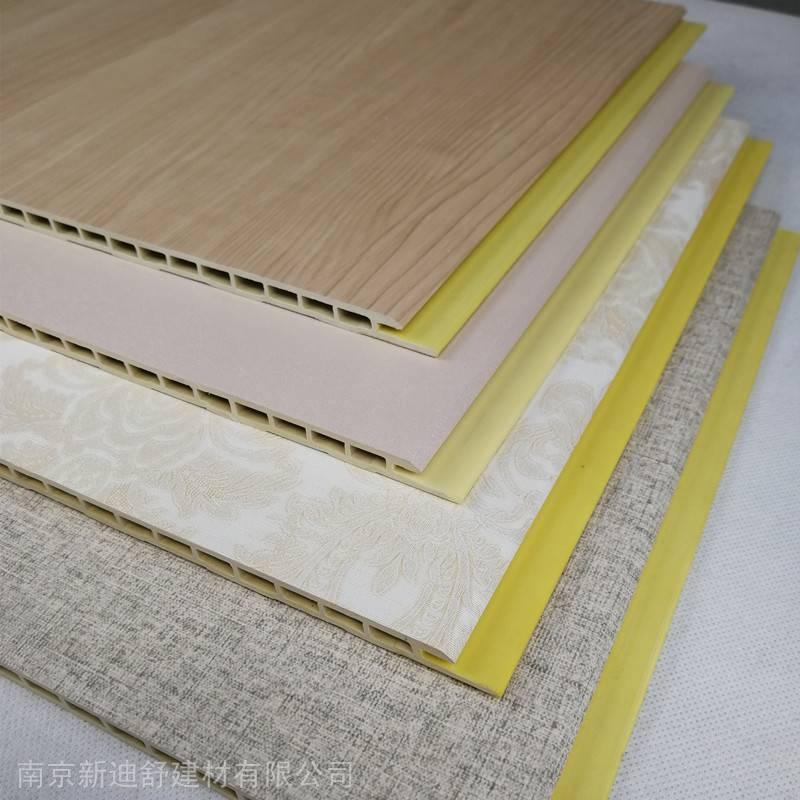 六合竹木集成墙板 六合竹木纤维护墙板厂家批发