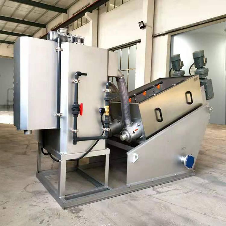 重慶車載式污泥脫水機 車載式污泥脫水機定制