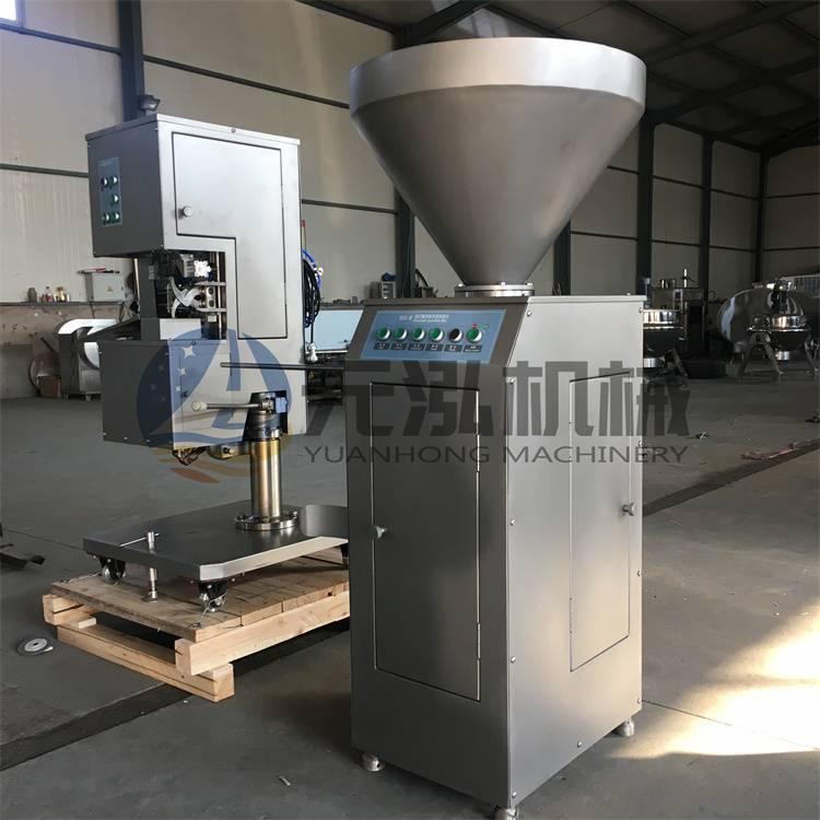 臺灣烤腸灌腸機灌腸加工設備灌腸生產線