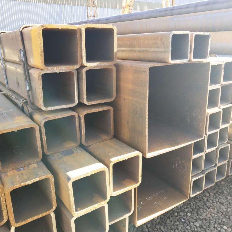 冷拔厚壁无缝方管厂家,非标焊接矩形管价格