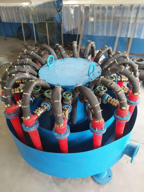 河北汇朋矿山机械大型高效旋流器组