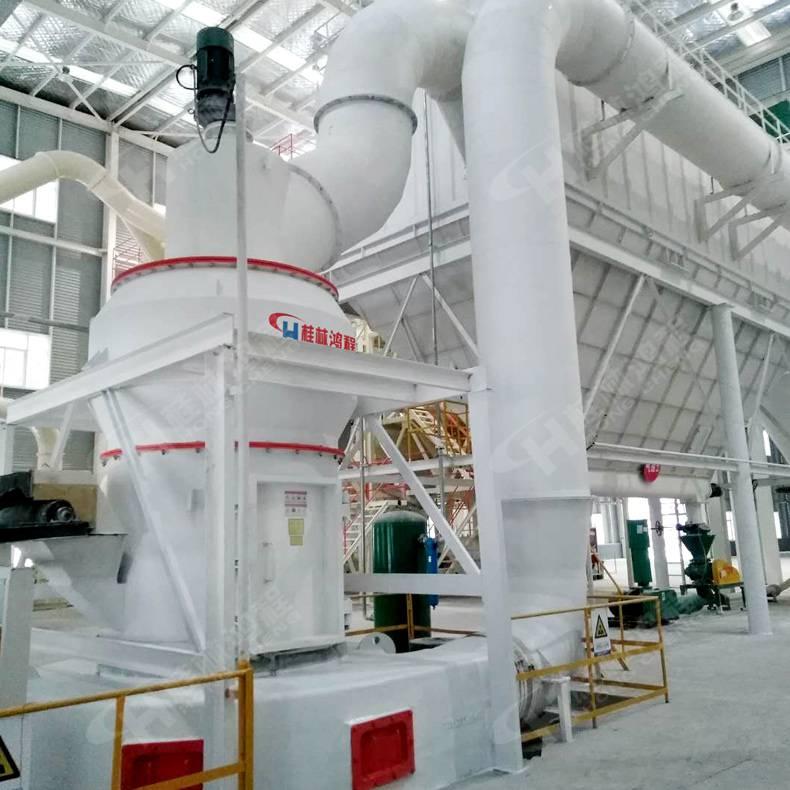方解石加工设备 方解石粉工业用途 方解石深加工工业磨粉机