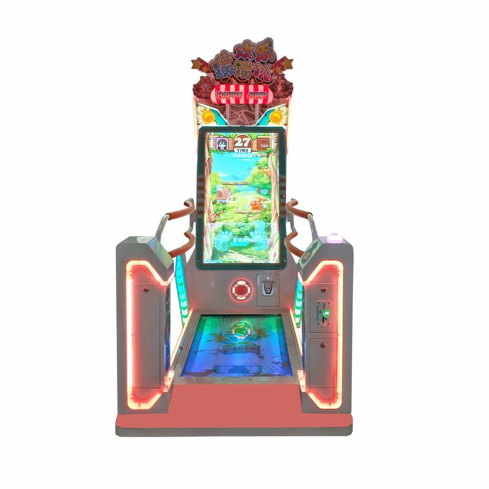 供应室内游乐场设备电网城游戏机欢乐蹦蹦跳