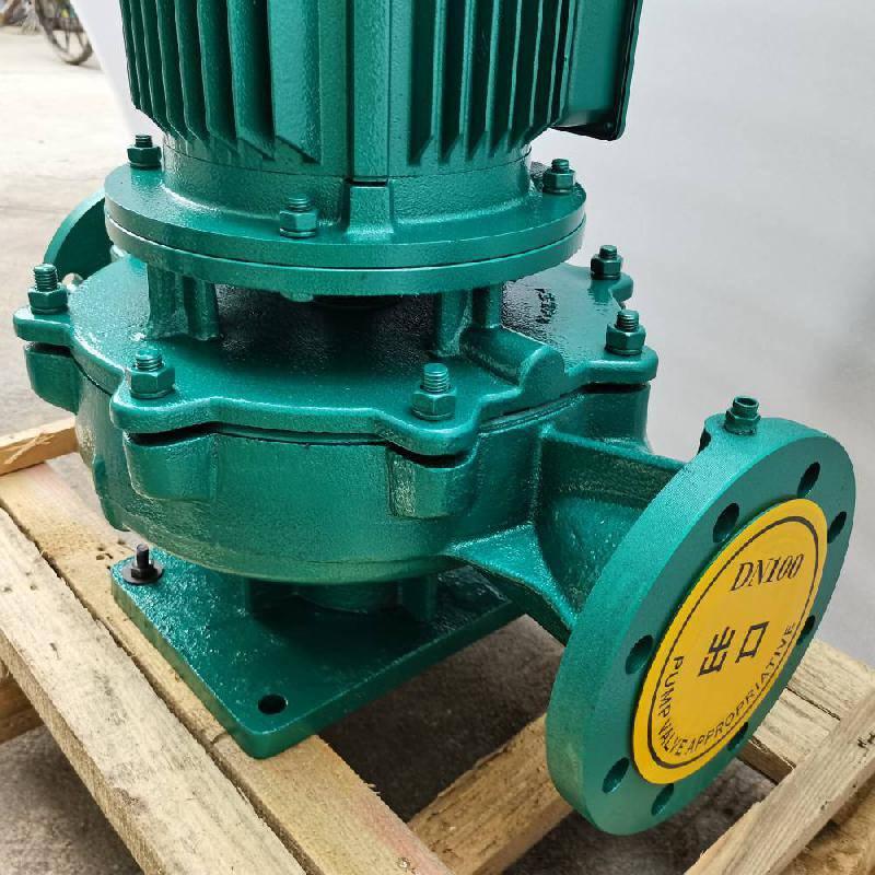 供应惠沃德水泵GDD65-315A低噪音中央空调管道泵
