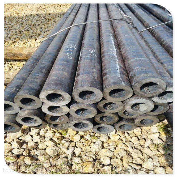 现货直销国标无缝钢管定制大口径厚壁热轧无缝钢管45#钢管377*25*30*50