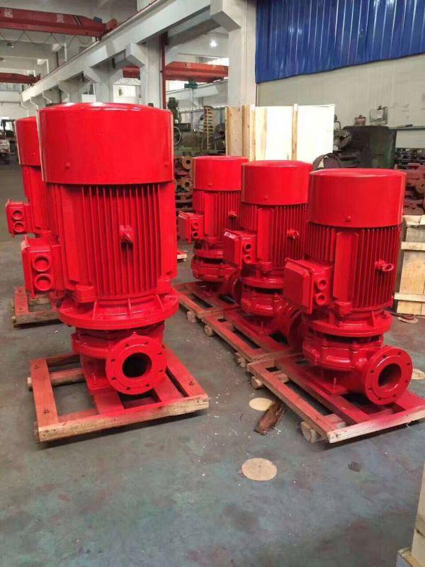 上海卓全AB签铸钢110KW消防泵 叶轮不锈钢55KW水泵厂家型号XBD11.0/50G-L